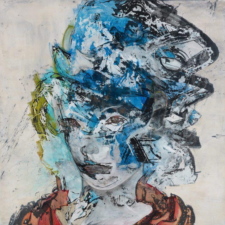 Paul Brunner - peinture - Figuration-Abstraction
