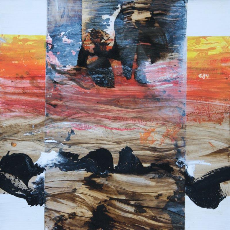Paul Brunner - peinture - Continuité - Rupture