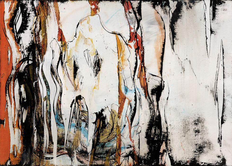 Paul Brunner - Peinture et Traces